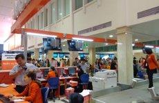 Sân bay Tân Sơn Nhất 'thoát nạn' ùn tắc ngày Tết