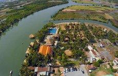 Làng Du lịch sinh thái Tre Việt thu hút khách du lịch
