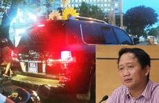 Kỷ luật Trưởng Phòng CSGT cấp biển xanh cho xe ông Trịnh Xuân Thanh