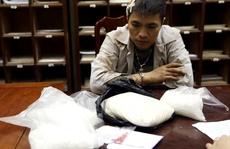 Trùm ma túy bắn trả công an vây bắt có cả 'kho' vũ khí