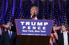 Ông Trump: Tôi sẽ là Tổng thống của mỗi người Mỹ