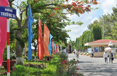 Hà Nội có tên đường Hoàng Sa, Trường Sa, Lý Sơn