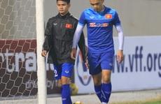 Sau Tuấn Anh, thêm Ngô Hoàng Thịnh lỡ trận gặp Indonesia