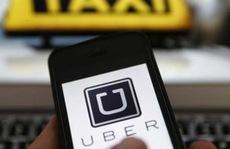 Chốt phương án thu thuế Uber