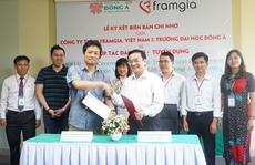 ĐH Đông Á và Framgia Việt Nam hợp tác đào tạo kỹ sư chất lượng cao