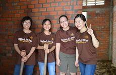UPS Việt Nam hướng về cộng đồng