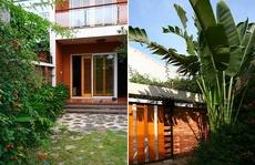 Bỏ trung tâm về nhà ngoại ô xây không gian xanh
