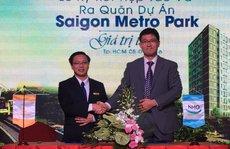 Căn hộ Saigon Metro Park giá rẻ nhất khu vực