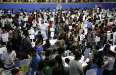 Giới trẻ thất nghiệp ngày càng nhiều
