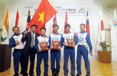 HVN đoạt giải cuộc thi Hướng dẫn viên LXAT quốc tế 2016