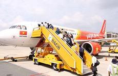 Vietjet đã chuyên chở hơn 300.000 lượt khách  trong dịp lễ