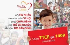 Viettel đấu giá số lục quý 8 để ủng hộ mổ tim cho trẻ em nghèo