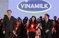 Vốn hóa Vinamilk đạt gần 7,3 tỉ USD