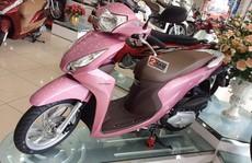 Honda Vision thêm màu hồng, giá vẫn 30 triệu đồng