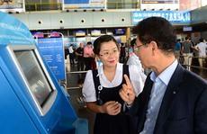 Vietnam Airlines triển khai tiện ích mới