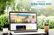 Khai trương website mới, VNA giảm giá vé