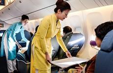 Vietnam Airlines thăng hạng 'đẳng cấp 4 sao'