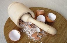 'Choáng' trước tác dụng thần kỳ từ vỏ trứng