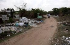 Tiếp tục tìm nguyên nhân gây ô nhiễm bãi rác Đông Thạnh
