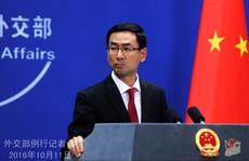 Trung Quốc 'mắng' ngược Hàn Quốc vụ tàu cá