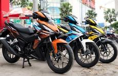 Bức tranh thị trường xe máy năm 2016