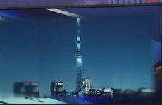 Xây tháp truyền hình cao nhất thế giới: Nghèo mà chơi sang