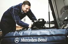 Ưu đãi dành cho xe Mercedes-Benz lăn bánh trên 5 năm