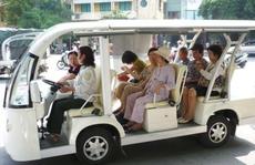 TP HCM mở 3 tuyến buýt điện kích cầu du lịch