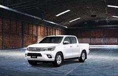 Toyota Việt Nam ra mắt Hilux mới 2016
