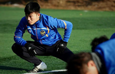 Tâm sự của Xuân Trường về Incheon United