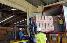 Xuất khẩu bánh trung thu sang Mỹ