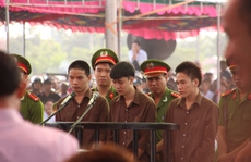 Vụ thảm sát ở Bình Phước: Nguyễn Hải Dương cúi đầu xin lỗi mẹ Vũ Văn Tiến
