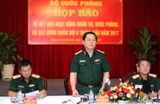 'Thượng tướng Lê Chiêm nói chưa hết ý, dư luận hiểu lầm'