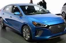 Xe 'xanh' của Hyundai bán ra với giá 523 triệu đồng