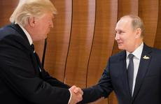 Ngôn ngữ cơ thể của tổng thống Nga - Mỹ trong cuộc họp đầu tiên