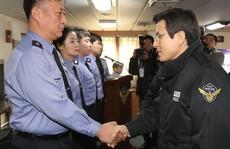 Thủ tướng Hàn Quốc ra lệnh trấn áp tàu cá Trung Quốc