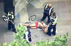 Úc: Cảnh sát rượt 'xe điên' trên đường, hơn 20 người thương vong
