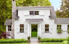 Ngôi nhà 2 tầng mang phong cách đồng quê