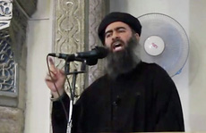 Thủ lĩnh tối cao IS 'bị thương', trùm chế bom bị giết