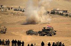 5.000 tay súng IS đối đầu 100.000 quân ở Mosul