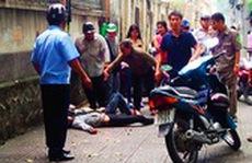 TP HCM: Bắt nam thanh niên đâm bạn gái rồi tự sát