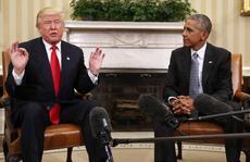 Ông Obama làm gì, ông Trump làm ngược lại?