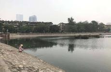 Đề xuất lấp 1 ha hồ Thành Công để xây nhà tái định cư