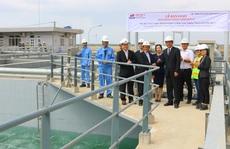 KCN chuyên sâu Phú Mỹ 3 đưa vào vận hành nhà máy xử lý nước thải