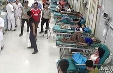 Nhóm côn đồ lăng mạ bác sĩ, bắn nhân viên bệnh viện