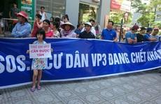 Nắng nóng kỷ lục, hàng trăm hộ dân chung cư Linh Đàm bị cúp nước