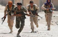 Syria: Xuyên thủng bức tường lịch sử ở thành trì IS