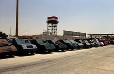 """Iraq: Tham quan """"nghĩa địa"""" xe đánh bom tự sát của IS"""