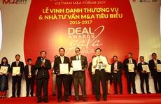 SonKim Land nhận giải thưởng thương vụ bất động sản tiêu biểu nhất Việt Nam 2016 - 2017