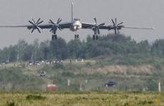 Máy bay Nhật xuất kích khẩn cấp vì máy bay Nga
